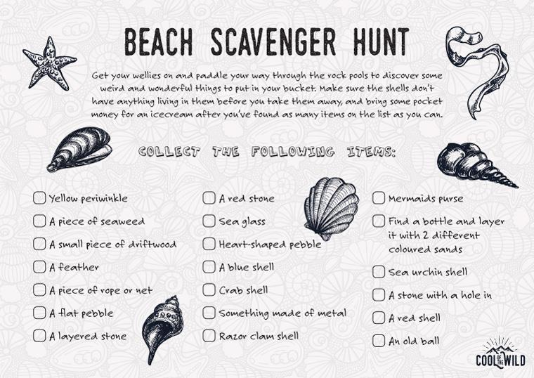 Adult Treasure Hunt Ideas 7